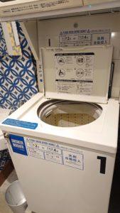 スニーカー洗濯機